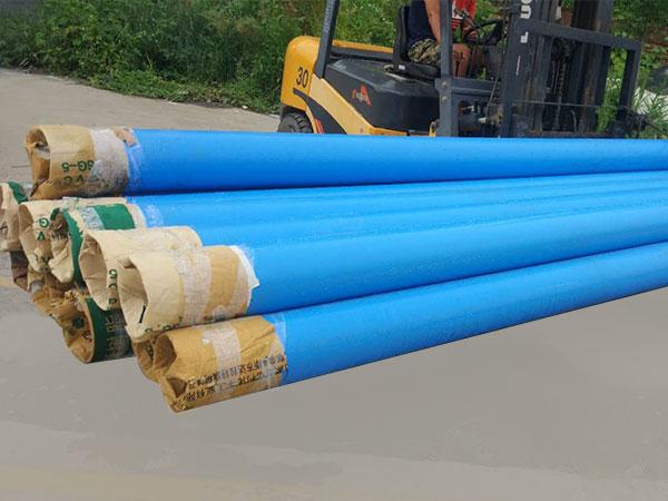 新型PVC井壁管