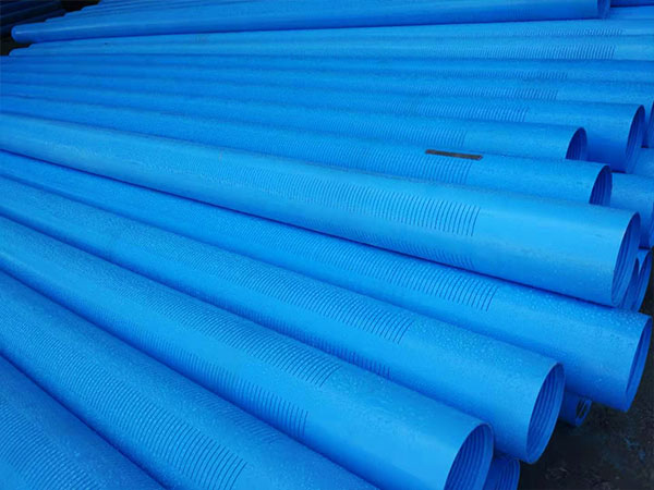 黑龙江PVC井壁管