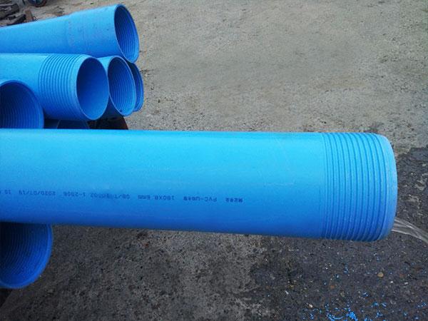 黑龙江PVC井管