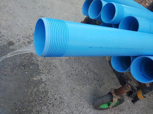 新型PVC井管
