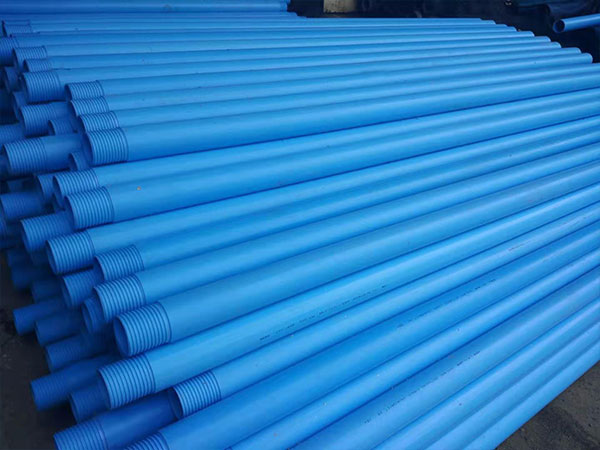 PVC井管与PE管材原料上的区别